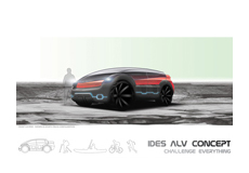 Date: 07 November 2013.  IDES entered the Active Lifestyle Vehicle (ALV) challenge, competing against entries from all over the world, to develop a vehicle with the goal of enhancing the owner's experience as an athlete or active adult / family.